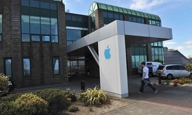 How one Irish woman made $22bn for Apple in a year | Business Updates | Scoop.it