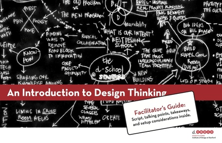 Una introducción al Design Thinking (d.school en Stanford) | Esteban Romero | Educación en el siglo XXI | Scoop.it