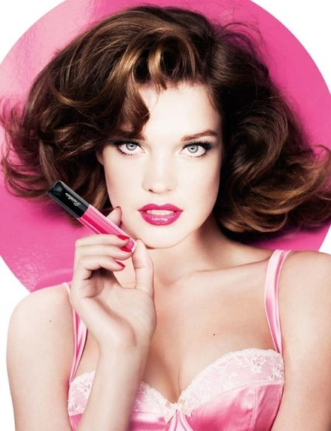 ¡Uñas y labios de pin-up gracias a Guerlain! | Spain bloggers | Scoop.it