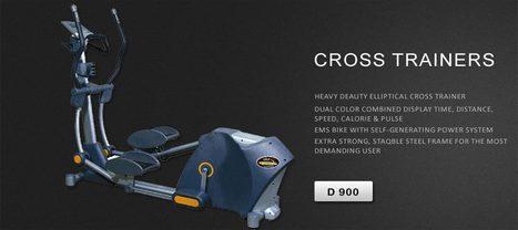 Cosco | Ghulati Sports Emporium - mygoo2o.com | Cross Trainer | Scoop.it
