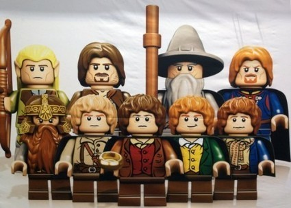 Movie Tie-In Toys Galore At London's Toy Fair 2012! Lord Of The Rings, The Dark Knight Rises, Avengers And More | Transmedia: Storytelling for the Digital Age | Scoop.it