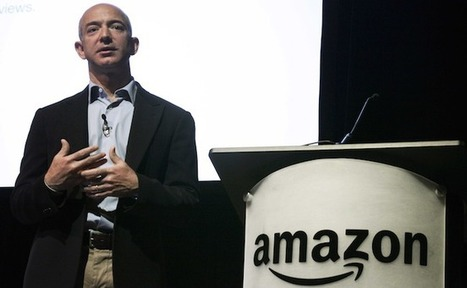 Amazon veut analyser les données des objets connectés | Innovation, Big Data, Open Data, Internet of Things, Smart Homes & Cities, 3D printing | Scoop.it