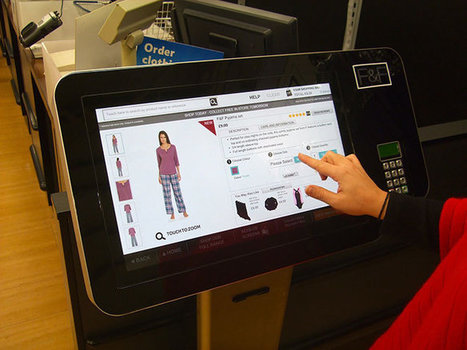 De nouveaux dispositifs connectés dans des magasins de l'enseigne Tesco | E-commerce, M-commerce : digital revolution | Scoop.it