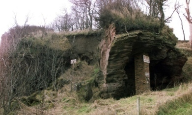 Calls for action to save Wemyss caves - The Courier   Scottish Archaeology & History   Scoop.it