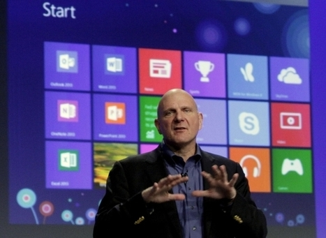 Microsoft aims Windows Phone at enterprises with longer support, 'Blue'-style upgrade | year 13 AQA economics | Scoop.it