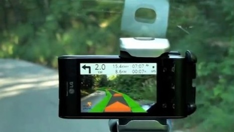 Wikitude Drive AR navigation system keeps your eyes on the road | Augmented Reality News and Trends | Scoop.it