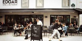 Edgar, nouveau repaire des amoureux de la mer à Paris | Epicure : Vins, gastronomie et belles choses | Scoop.it
