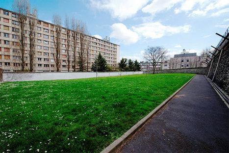 Parisculteurs, la capitale met ses toits au vert - Demain La Ville - Bouygues Immobilier | Urbanisme | Scoop.it