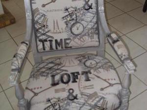 Comment tapisser un fauteuil #idée  #DIY #récup   Best of coin des bricoleurs   Scoop.it