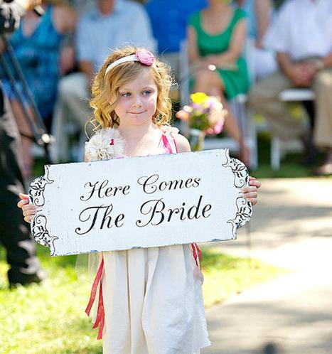 Wedding Decor: Custom Signs | Wedloft by WeddingWindow.com | Non solo weddings | Scoop.it