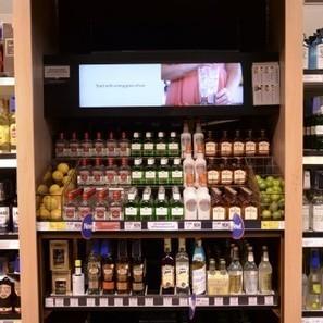 Tesco shows off BWS makeover | Autour du vin | Scoop.it