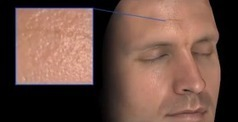 33rd Square: Uncanny Valley Getting Closer With Cell-Level Simulated Skin | Science, Technology, and Current Futurism | Scoop.it