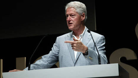 Bill Clinton Urges Ad Industry to Lead Global Change Through Creativity   Entrepreneurship, Innovation   Scoop.it
