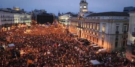 Les indignés ont déferlé sur l'Europe par centaines de milliers | Humanite | Union Européenne, une construction dans la tourmente | Scoop.it
