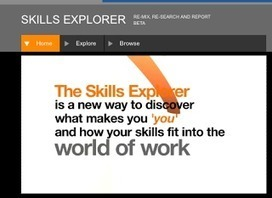 vocacional orientación laboral: world of work  http://www.skillsexplorer.com/ | Orientación Educativa | Scoop.it