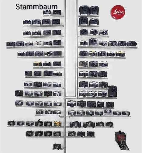 Leica Family Tree (Leica Stammbaum) now for sale at Christie's   Leica Rumors   L'actualité de l'argentique   Scoop.it