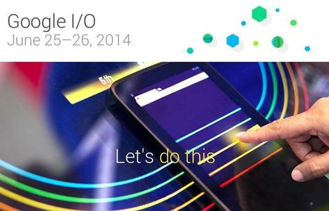 Google I/O - Human to Human #H2H Enabled $GOOG #IO14 | SPEQ Informatique Inc. - Young IT Entrepreneur | Jeune entrepreneur TI | Scoop.it