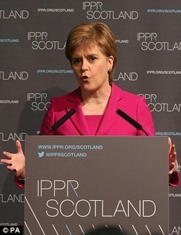 Nicola Sturgeon says she'll call for 2nd referendum if Brexit weakens Scotland   Anerst   My Scotland   Scoop.it