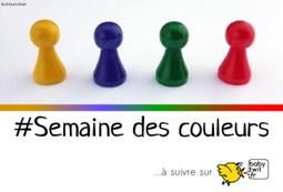 La semaine des couleurs  : Propositions | Actualités des TICE - IEN Chenôve | Scoop.it