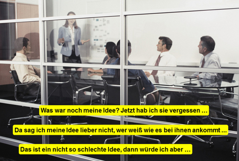 Brainstorming –  ineffektiv? | Weiterbildung | Scoop.it