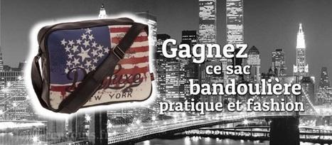 Gagnez votre Sac besace zippé porté en bandoulière | Le ras le bol des entrepreneurs Français d'être pris pour des pigeons | Scoop.it