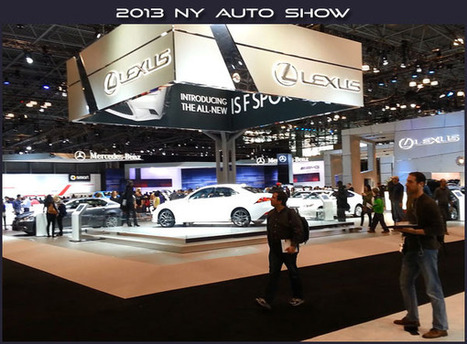 NY International Auto Show | Experiential Advertising & Event Marketing | Scoop.it