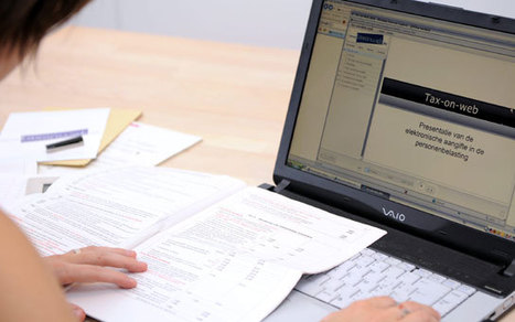 Tax-on-web surchargé: lenteur et problèmes techniques | Belgitude | Scoop.it