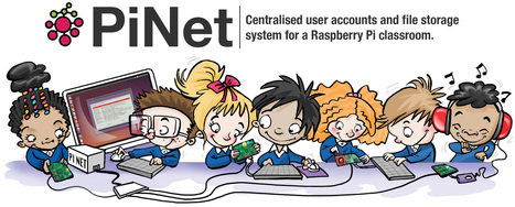 PiNet, A system for setting up and managing a classroom set of Raspberry Pis. | Digital Learning Guide | Scoop.it