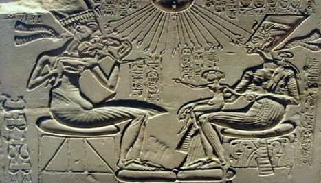 Atlantis Was on Mars & Ancient Egypt Traded With Them   The Viral Post   Ancient World   Scoop.it