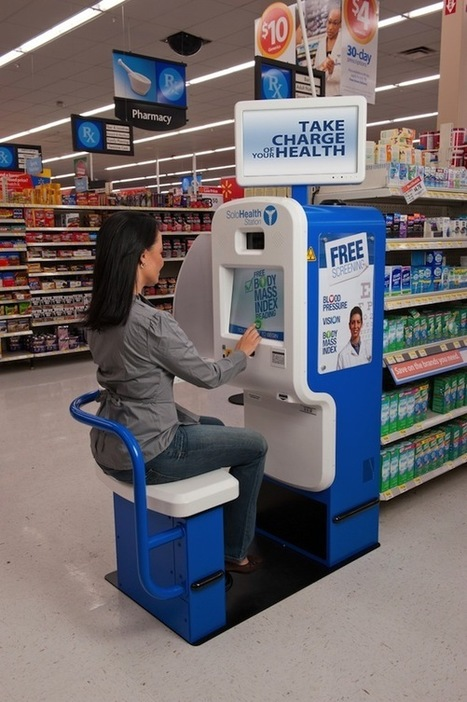 USA: SoloHealth To Cover 3,500 Locations by Year's End | touch screen displays | Scoop.it