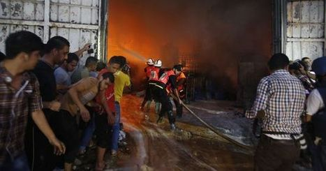 Israël et les Palestiniens concluent un cessez-le-feu de 72 heures à Gaza | International | Scoop.it