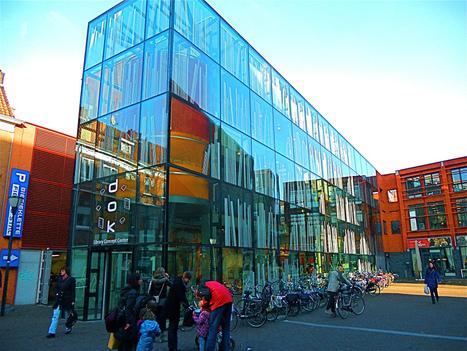La bibliothèque concept de Delft | BibliUnivers (Licence Pro) | Scoop.it