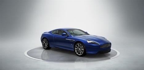 2017 Aston Martin DB9 GT | cars | Scoop.it