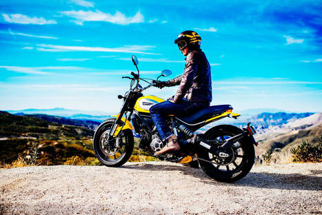 Why The Ducati Scrambler Is The Most Important Bike They've Made In Years | Ductalk Ducati News | Scoop.it