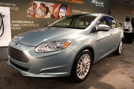 Ford Electric Car Plant Builds Electric Focus And Hybrid Vehicles - Pictures - Zimbio | Electric Car Pictures | Scoop.it