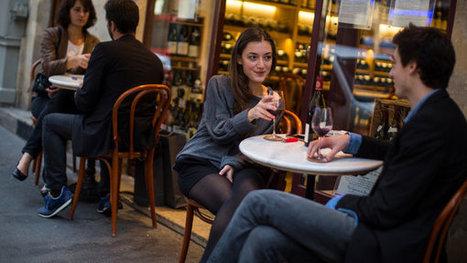 In Paris, a New Breed of Wine Bar | Vitabella Wine Daily Gossip | Scoop.it