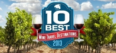10 Best Wine Travel Destinations 2013 - Wine Enthusiast Magazine - February 2013 | Cool list about types of wine | Scoop.it