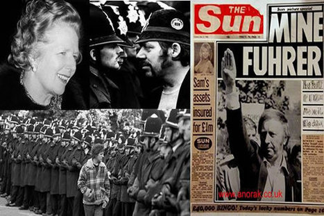 Labour Demands Tory Apology for Miners Strike Conflict | Worldwide News | Scoop.it
