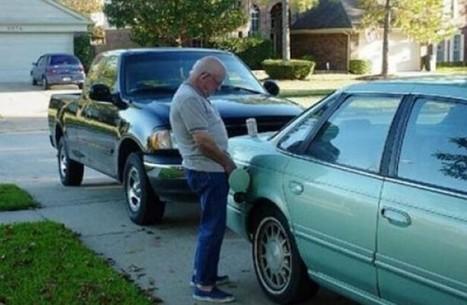 Thionville: depuis 3 ans, il urine dans le réservoir de sa voiture et elle fonctionne | Communiqu'Ethique sur les sciences et techniques disponibles pour un monde 2.0,  plus sain, plus juste, plus soutenable | Scoop.it