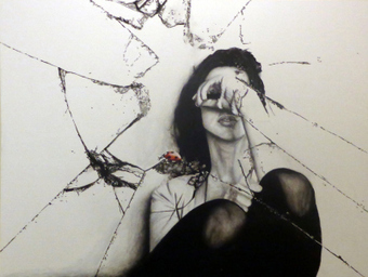 Artist Profile: Adam Kiger - Arte Fuse   artes   Scoop.it