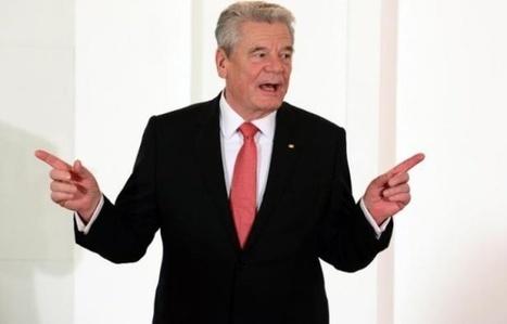 Allemagne : Le président reconnaît le génocide arménien et la «coresponsabilité» de son pays | Curiosités planétaires | Scoop.it