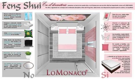 Lo Monaco: Feng Shi en el dormitorio | Visual.ly | Lomonaco un buen descanso | Scoop.it