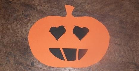 Une belle citrouille pour Halloween | Fiestas & Fêtes pour les petits | Scoop.it