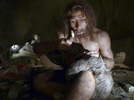 Hors d'Afrique, Neandertal et Sapiens ont fricoté | Aux origines | Scoop.it