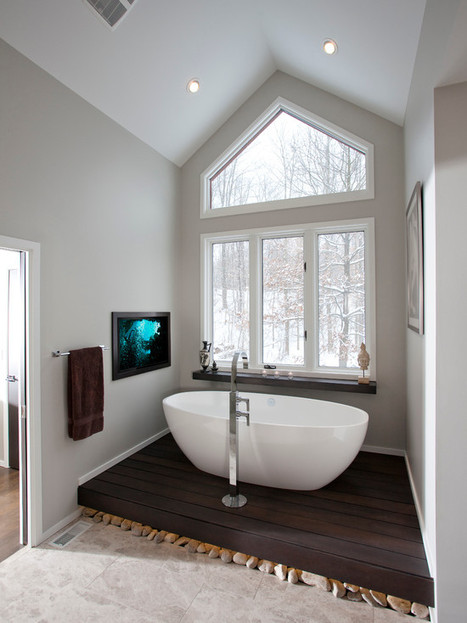 Best selection of clawfoot tubs   Clawfoot bathtub   Scoop.it