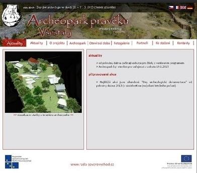 Archéoparc de Vsestary (République Tchèque) - Société préhistorique française | Lampea-Doc | Scoop.it