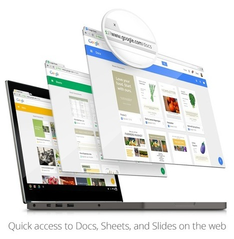 Google Docs, Sheets And Slides Get New Home Screens With A Taste Of Material Design | Ed Tech | Scoop.it