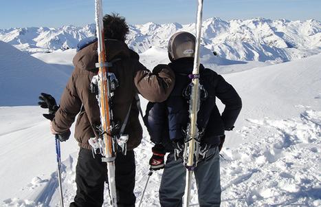 France Montagnes : SKISS, une innovation pour porter vos skis ! | L'innovation SKISS : toute la presse en parle ! | Scoop.it