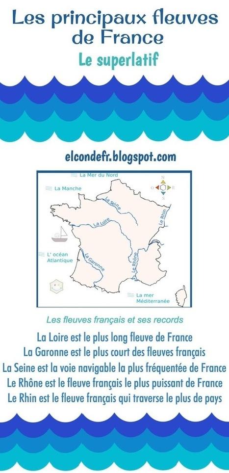 El Conde. fr | FLE enfants | Scoop.it