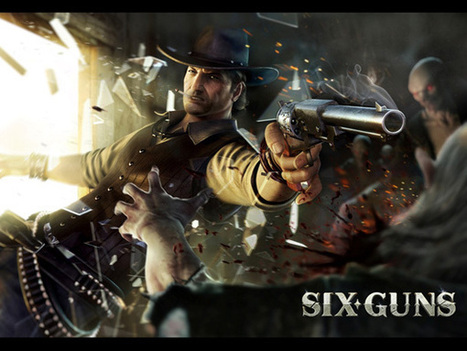 Six Guns 2.1.0 MOD APK+DATA (Unlimited Money) download | Only Android Apk | Only Android APK=> onlyandroidapk.com | Scoop.it